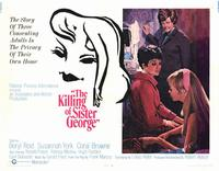 The Killing of Sister George - 11 x 14 Movie Poster - Style A