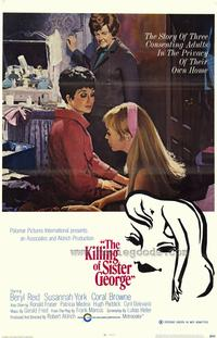 The Killing of Sister George - 27 x 40 Movie Poster - Style A