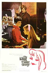 The Killing of Sister George - 11 x 17 Movie Poster - Australian Style A