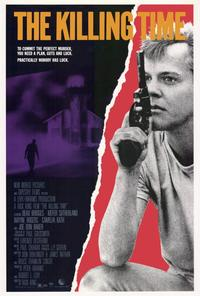The Killing Time - 27 x 40 Movie Poster - Style C