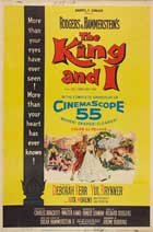 The King and I - 27 x 40 Movie Poster - Style C