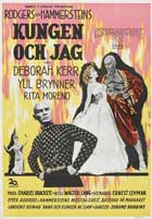 The King and I - 11 x 17 Movie Poster - Swedish Style A