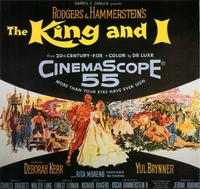 The King and I - 11 x 17 Movie Poster - Style B