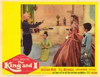 The King and I - 11 x 14 Movie Poster - Style D