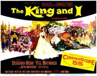 The King and I - 11 x 14 Movie Poster - Style A