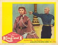 The King and I - 11 x 14 Movie Poster - Style E