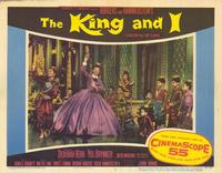 The King and I - 11 x 14 Movie Poster - Style B