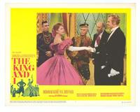 The King and I - 11 x 14 Movie Poster - Style C