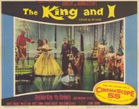 The King and I - 11 x 14 Movie Poster - Style F