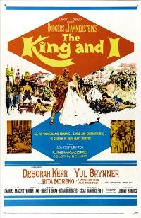 The King and I - 11 x 17 Movie Poster - Style C