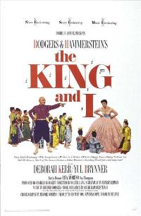 The King and I - 11 x 17 Movie Poster - Style D