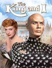 The King and I - 11 x 17 Movie Poster - Style E