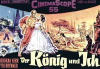 The King and I - 11 x 17 Movie Poster - German Style A