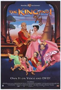 The King and I - 27 x 40 Movie Poster - Style B
