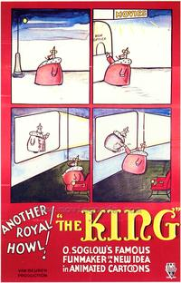 The King - 43 x 62 Movie Poster - Bus Shelter Style A