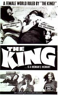 The King - 11 x 17 Movie Poster - Style B