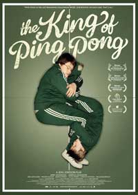 The King of Ping Pong - 27 x 40 Movie Poster - Style A