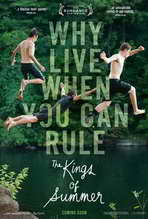 The Kings of Summer - 27 x 40 Movie Poster - Style A