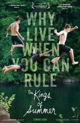 The Kings of Summer - 11 x 17 Movie Poster - Style A