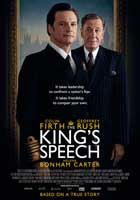 The King's Speech - 11 x 17 Movie Poster - Swiss Style A