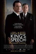 The King's Speech - 27 x 40 Movie Poster - UK Style B