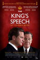 The King's Speech - 11 x 17 Movie Poster - Style A