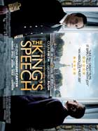 The King's Speech - 43 x 62 Movie Poster - UK Style A