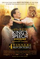 The King's Speech - 11 x 17 Movie Poster - Style E