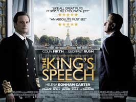 The King's Speech - 11 x 17 Movie Poster - UK Style A