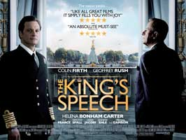 The King's Speech - 30 x 40 Movie Poster UK - Style A