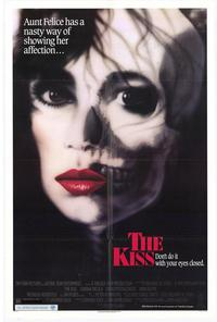 The Kiss - 27 x 40 Movie Poster - Style B
