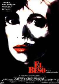 The Kiss - 11 x 17 Movie Poster - Spanish Style A