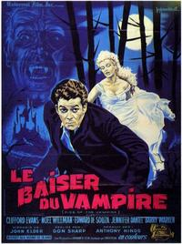 Kiss of the Vampire, The - 11 x 17 Poster - Foreign - Style A