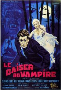 Kiss of the Vampire, The - 27 x 40 Movie Poster - Foreign - Style A
