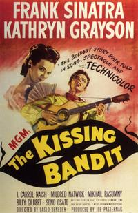 The Kissing Bandit - 11 x 17 Movie Poster - Style A