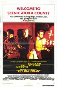 The Klansman - 11 x 17 Movie Poster - Style B