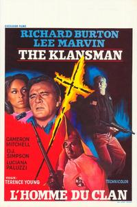 The Klansman - 11 x 17 Movie Poster - Belgian Style A