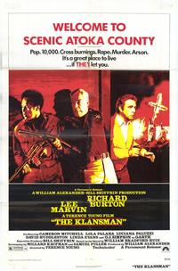 The Klansman - 27 x 40 Movie Poster - Style A