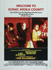 The Klansman - 43 x 62 Movie Poster - Bus Shelter Style B