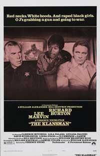 The Klansman - 43 x 62 Movie Poster - Bus Shelter Style C