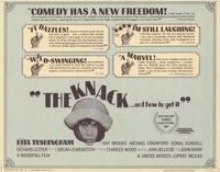 The Knack. . .and How to Get It - 11 x 14 Movie Poster - Style E