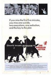 The Kremlin Letter - 11 x 17 Movie Poster - Style A