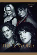 The L Word - 27 x 40 Movie Poster - Style C