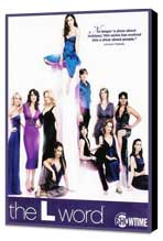The L Word - 11 x 17 TV Poster - Style M - Museum Wrapped Canvas