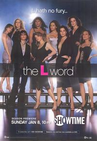 The L Word - 11 x 17 TV Poster - Style L