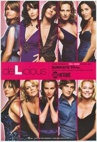 The L Word - 43 x 62 Movie Poster - Bus Shelter Style B