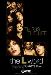 The L Word - 11 x 17 TV Poster - Style N