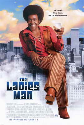 The Ladies Man - 27 x 40 Movie Poster - Style A