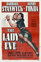 The Lady Eve - 11 x 17 Movie Poster - Style D