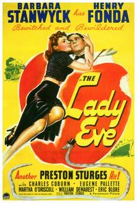 The Lady Eve - 27 x 40 Movie Poster - Style A
